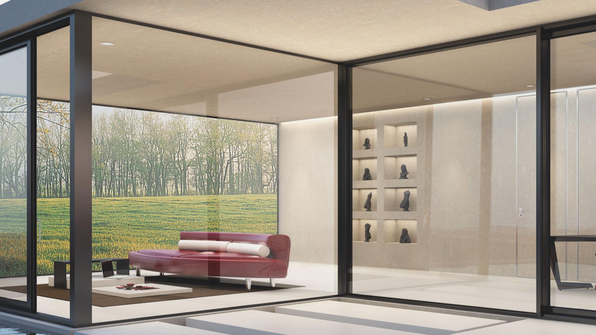Alüminyum Kapı & Pencere Sistemleri